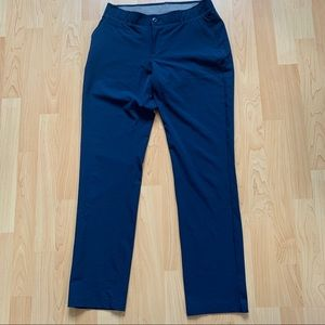 Navy Under Amour Pants